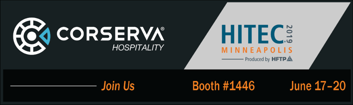 Corserva at HITEC Minneapolis