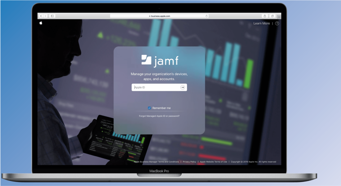 Jamf professional services