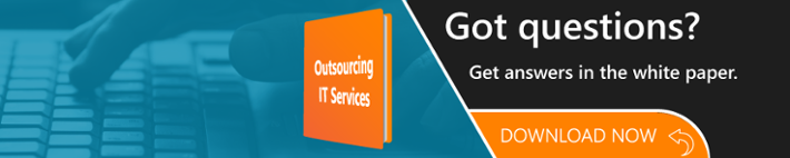 Outsourcing IT services white paper